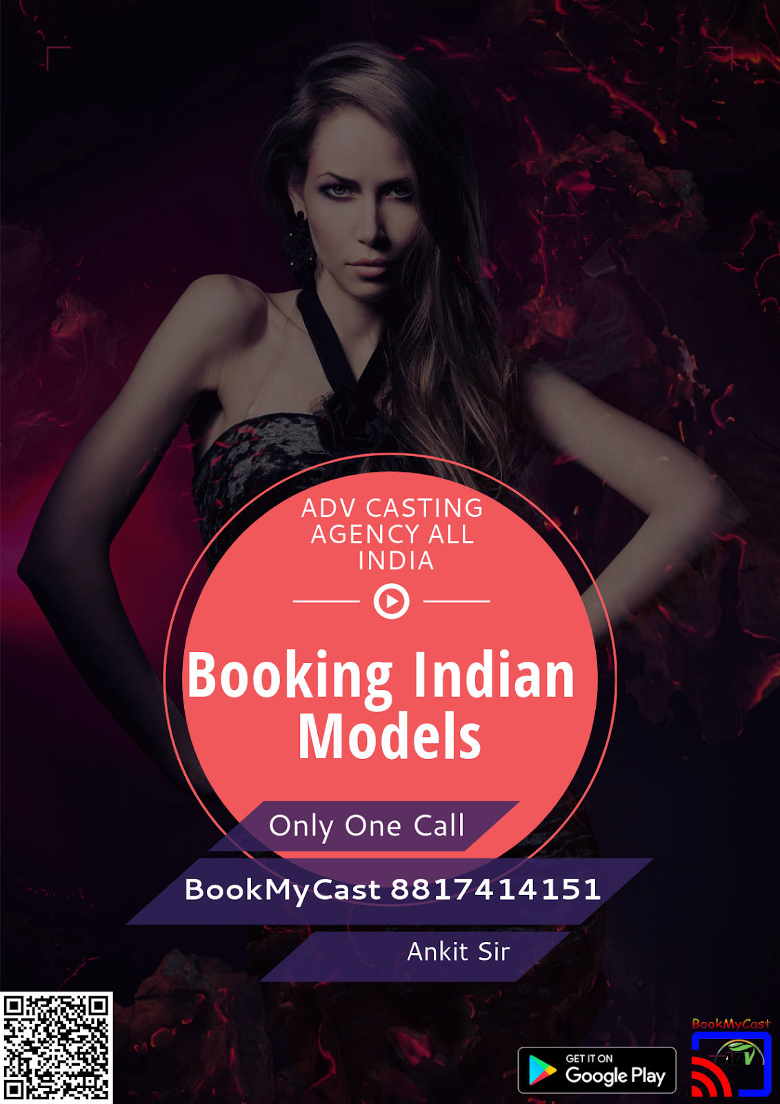 Seema Ranjan Models Number 1126 - ADV Casting Agency All India