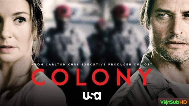 Phim Thuộc Địa (phần 2) Hoàn Tất (13/13) VietSub HD | Colony (season 2) 2016