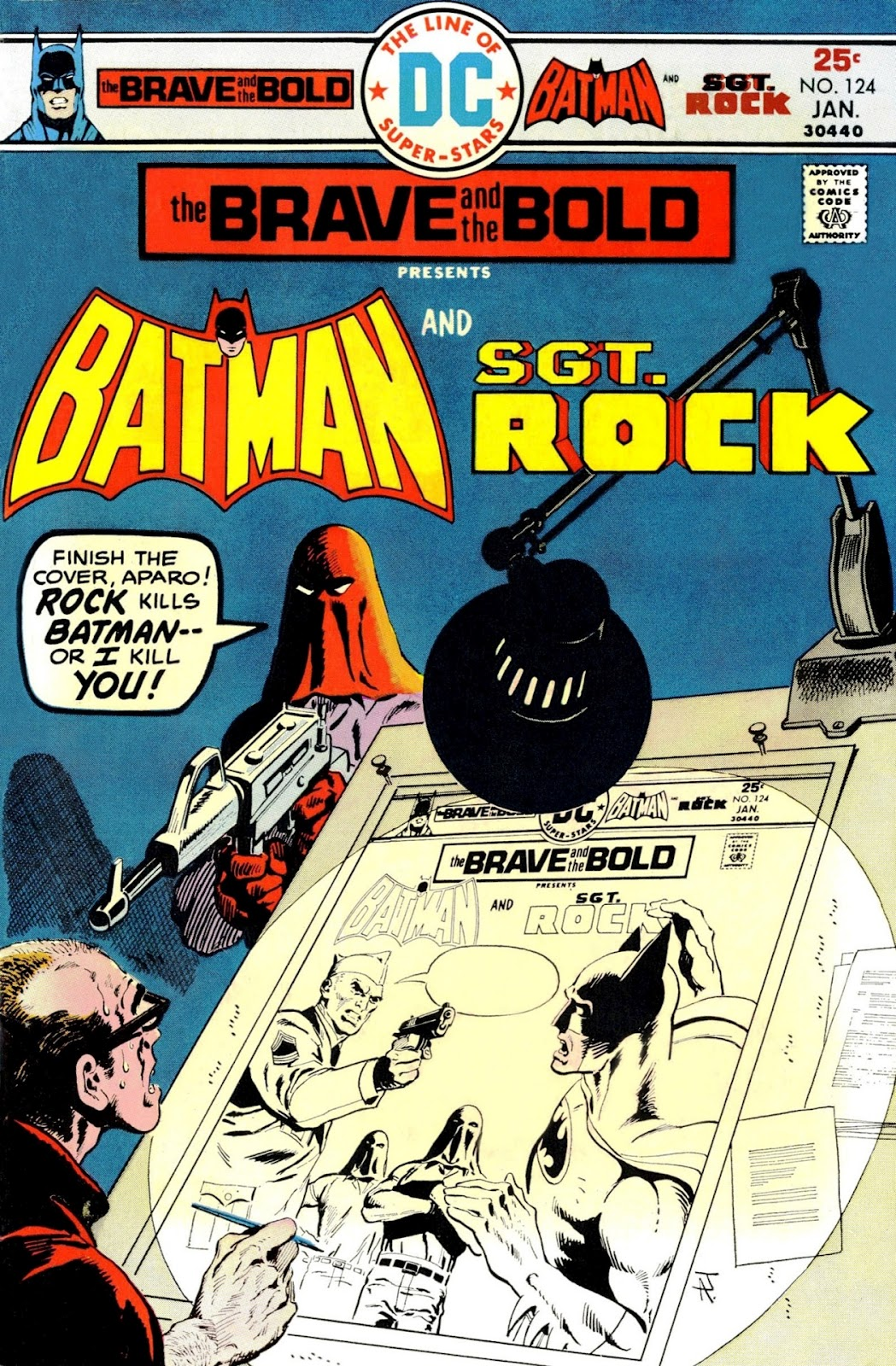 Aparo My Favorite Batman Artists Jim Aparo