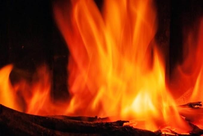 Fire guts Odawna market at Nkrumah Circle