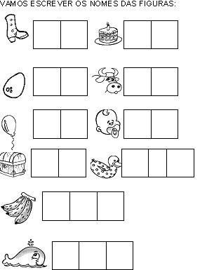 35 atividades de alfabetizaÇÃo exercÍcios desenhos colorir pintar