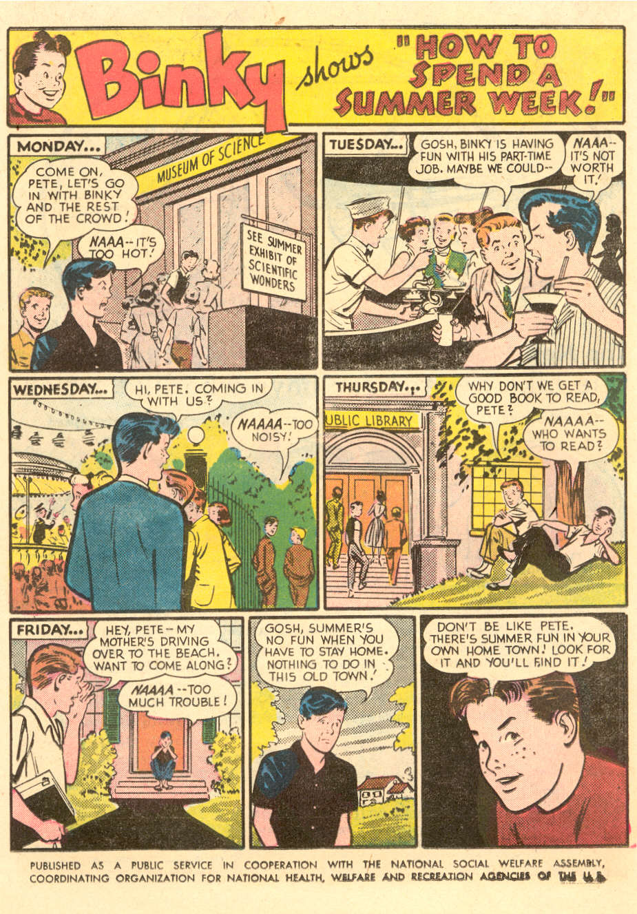 Read online Action Comics (1938) comic -  Issue #221 - 14