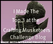 Crafting Musketeers Top 3