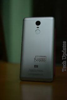 Redmi Note 3 battery above 4000mAh