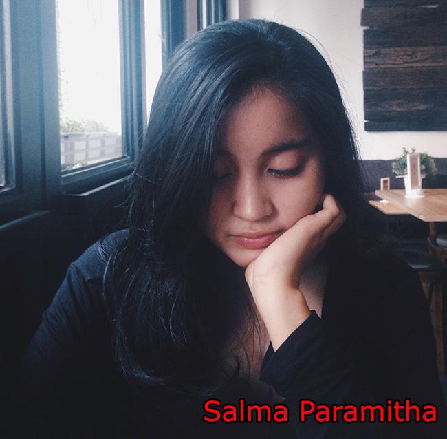 Salma Paramitha pemeran Tina