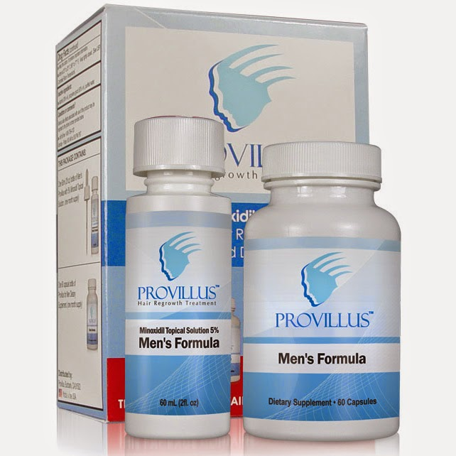 My Battle With Hair Loss Provillus Hair Supplement Review