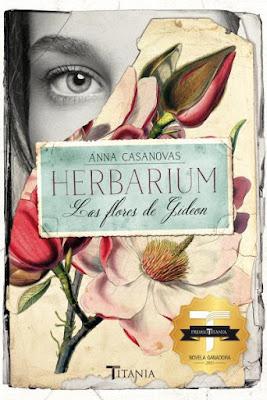 Reseña | Herbarium. Las flores de Gideon - Anna Casanovas