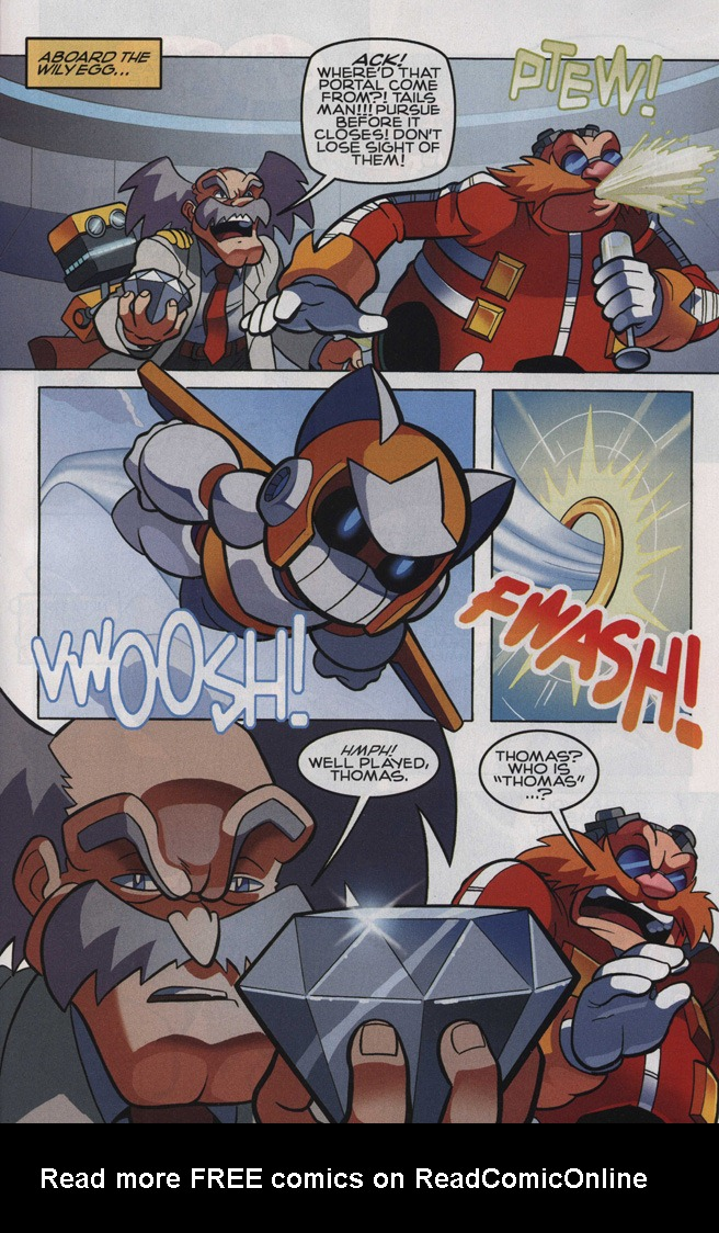 Read online Sonic The Hedgehog comic -  Issue #248 - 27