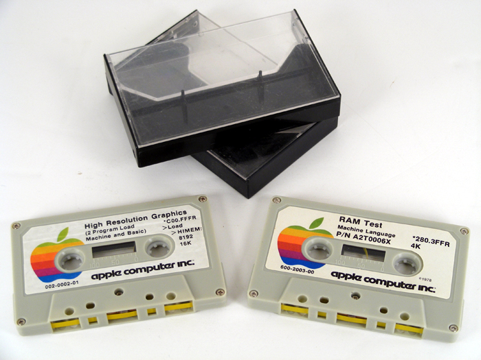 apple cassettes