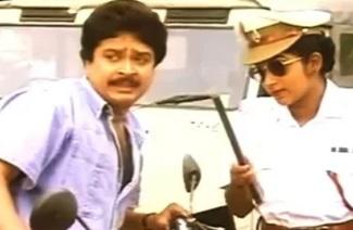 S.V.Sekar Comedy | Pondattiyea Deivam | Venniradai Moorthy Comedy