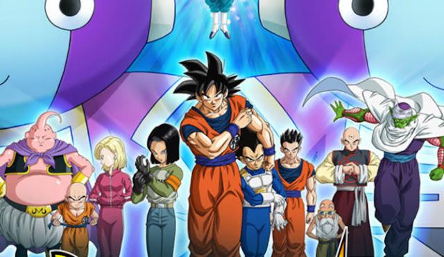 Dragon Ball Super Universe Survival