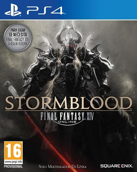 Ya disponible Final Fantasy XIV: Stormblood