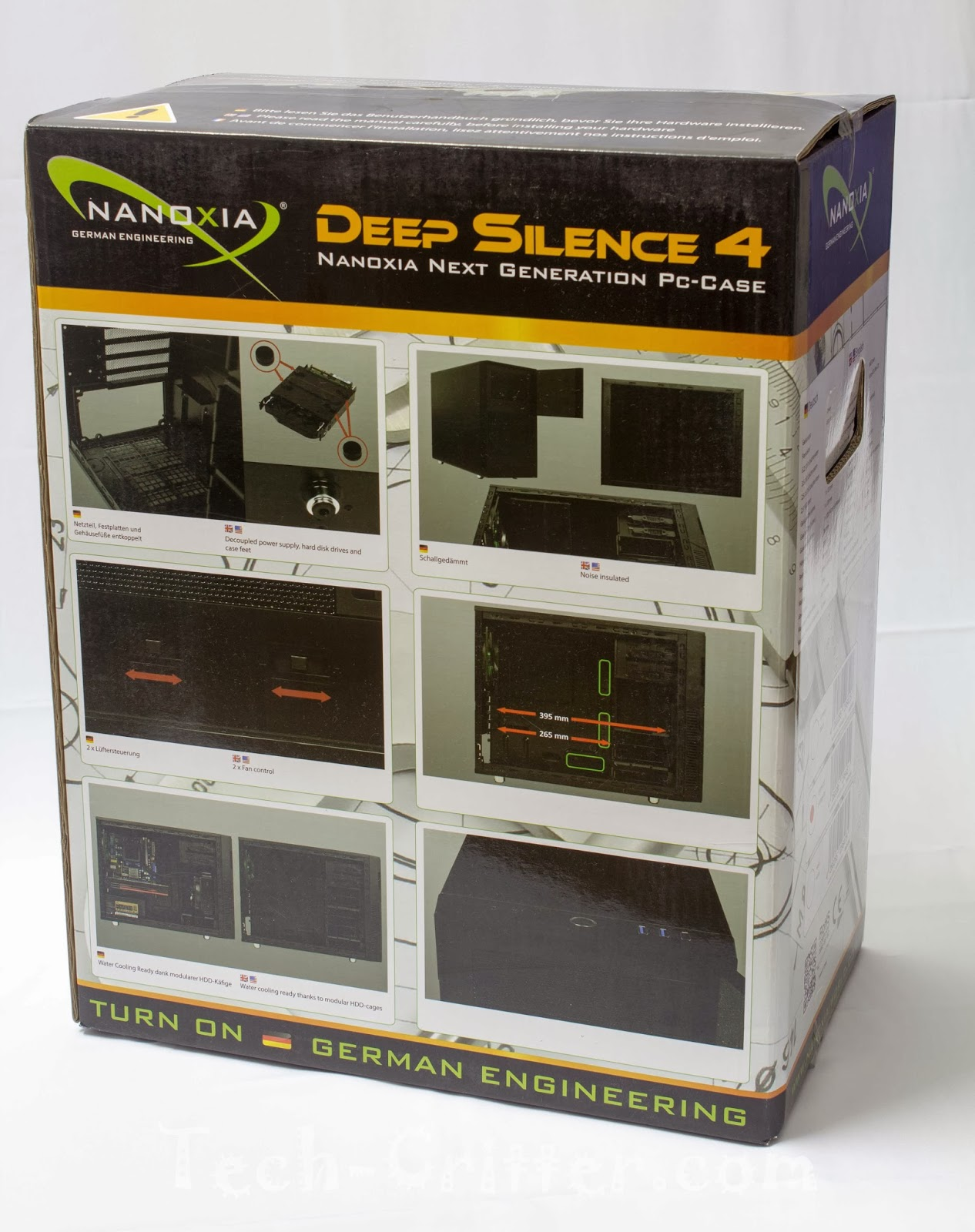 Nanoxia Deep Silence 4 Unboxing & Review 70