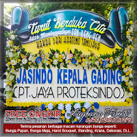 Toko Bunga Papan Jawa Tengah