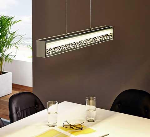 Instalaciones eléctricas residenciales - Luz cálida