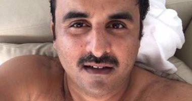 جديد صور نورة هذال الدوسري زوجة امير قطر تميم التي طلقها واطلق عليها النار بعد تسريب صور تمبم العارية