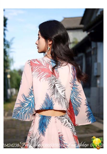 Cua hang ban vay maxi di bien o Thanh Cong
