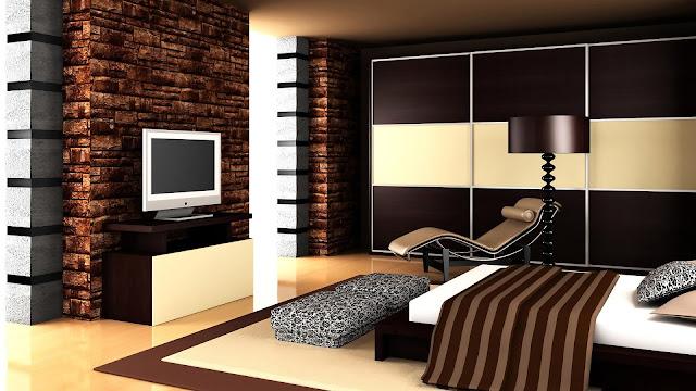 Idées de design d'intérieur d'une pièce
