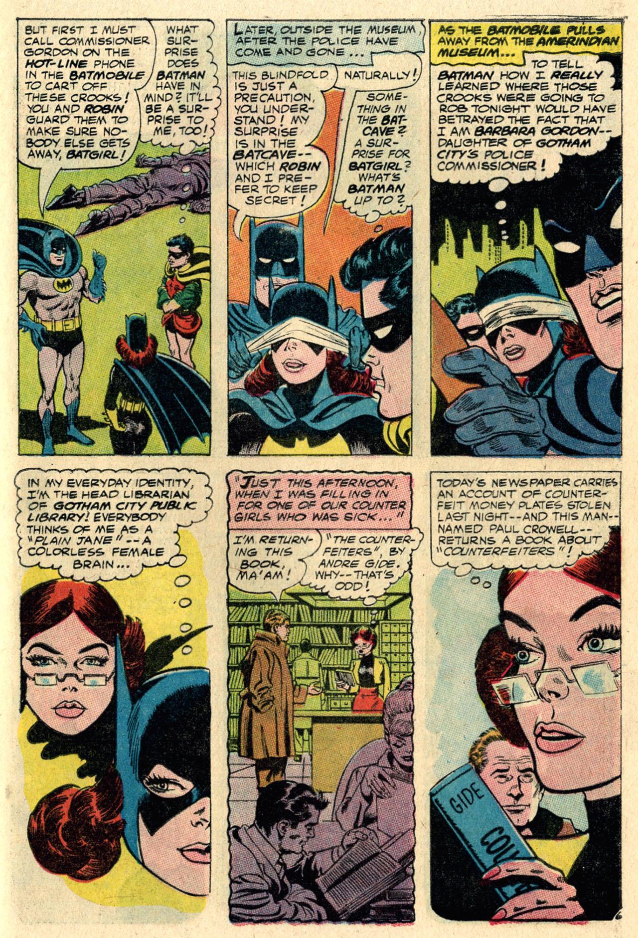 Detective Comics (1937) 363 Page 8