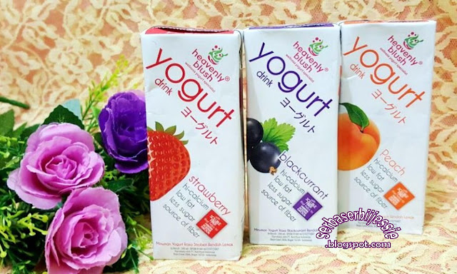 Tips Memilih Yogurt : Heavenly Blush Yogurt Asamnya Pas