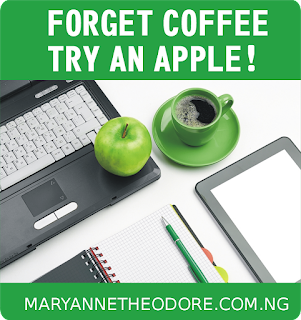 Forget Coffee, Try An Apple