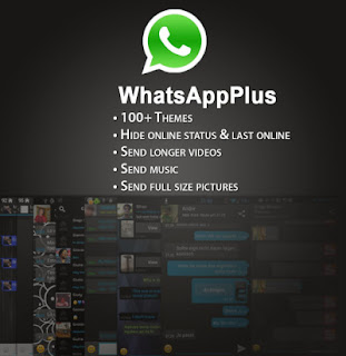 WhatsApp Plus Based 2.11 Apk [WA] +100 Themes No Root (v6.29D Beta)