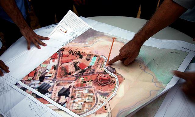 Governo inicia revitalização do Forte de Santo Antônio. Foto: Handson Chagas