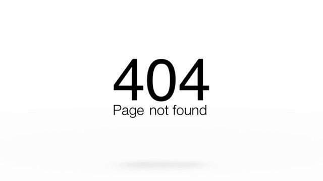 هل تعلم ماذا تعني رسالة الخطأ 404 !