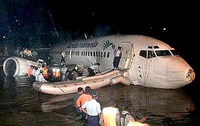 Pendaratan Darurat Pesawat
