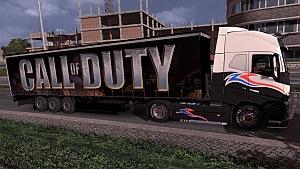 Call of Duty trailer mod