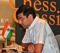 Leído, visto o escuchado: Viswanathan Anand
