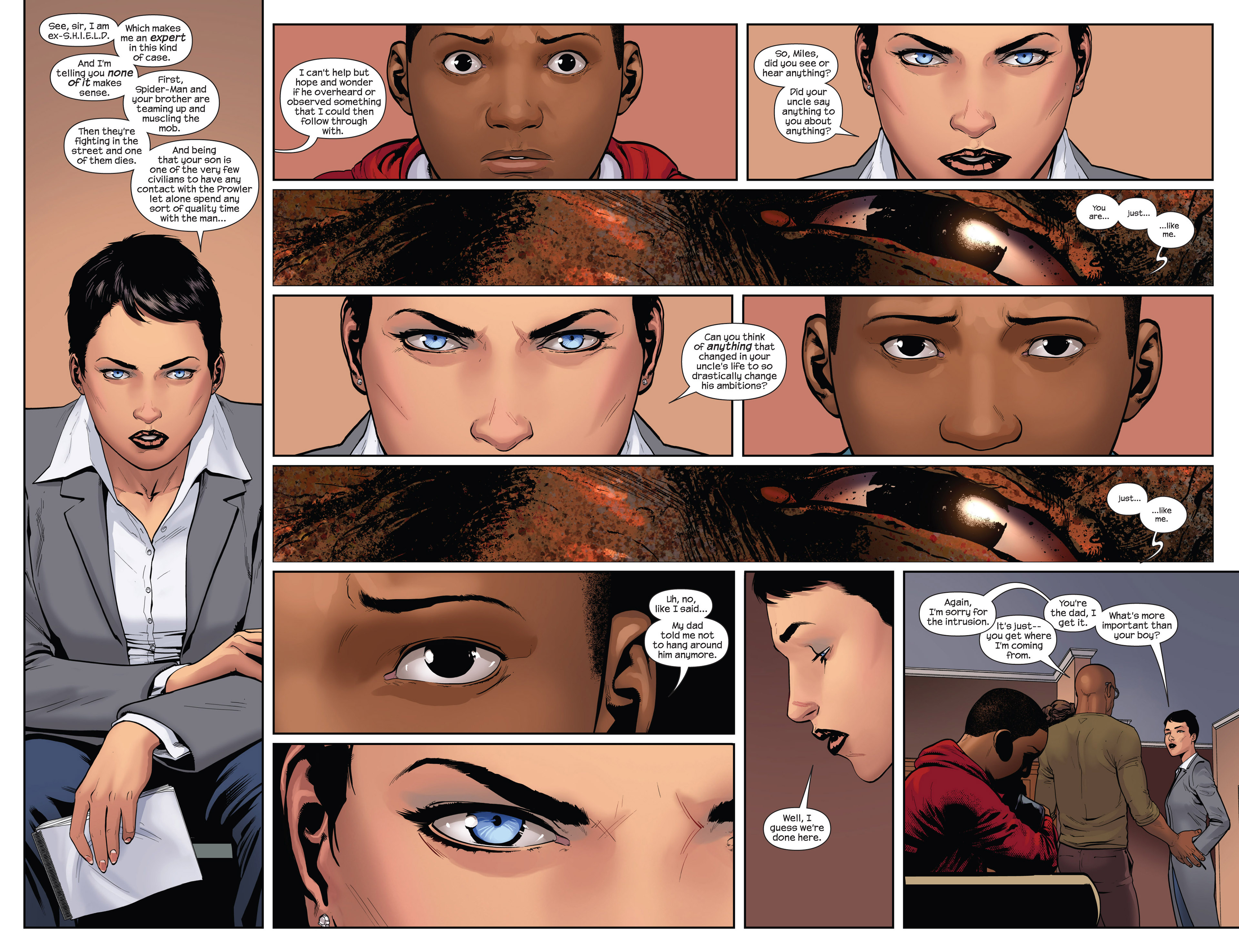 Read online Ultimate Comics Spider-Man (2011) comic -  Issue #15 - 13