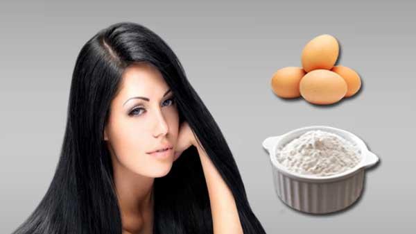 تنعيم الشعر, طريقة فرد الشعر المجعد