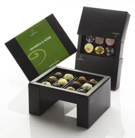 hộp chocolate đẹp