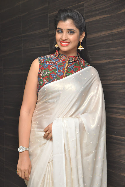 shyamala pics at hyper audio launch