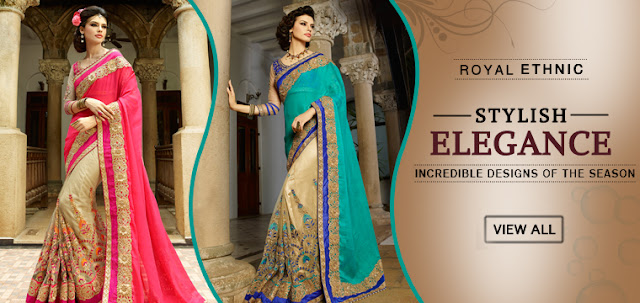 Buy Wedding Wear Designer Sarees Online Shopping At Lowest Price