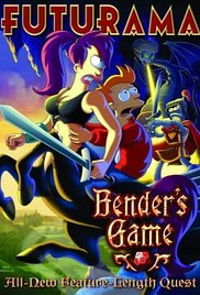 Watch Futurama: Bender's Game Online Free Putlocker
