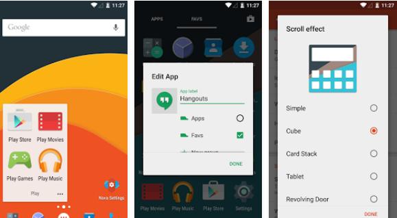 Nova Launcher - Best Android Launcher