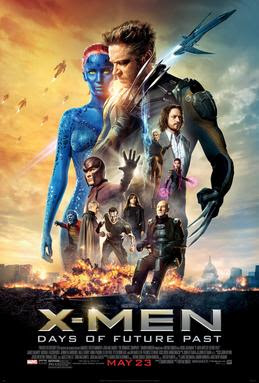 Sinopsis dan Jalan Cerita Film X-Men: Days of Future Past (2014)