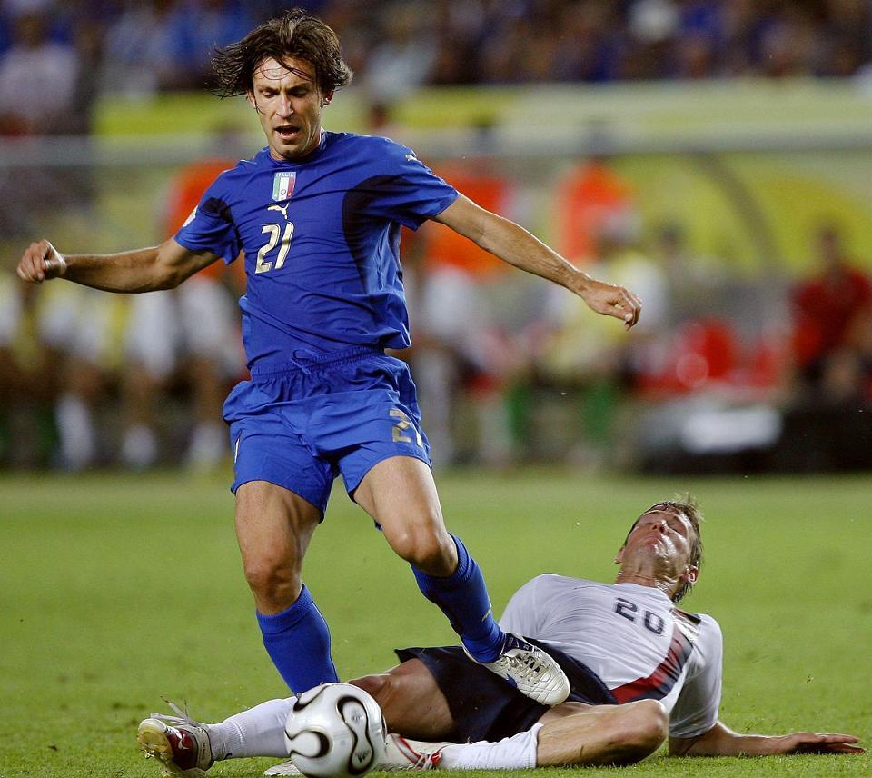 Andrea Pirlo's Debut and a Scoring Spree Energize City F.C ...  |Pirlo