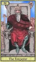 Tarot İmparator Kartı