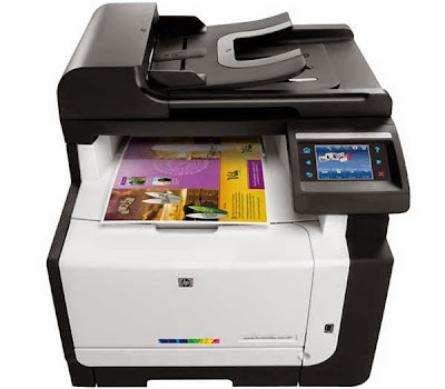 Download Driver HP LaserJet Pro CM1415FNW