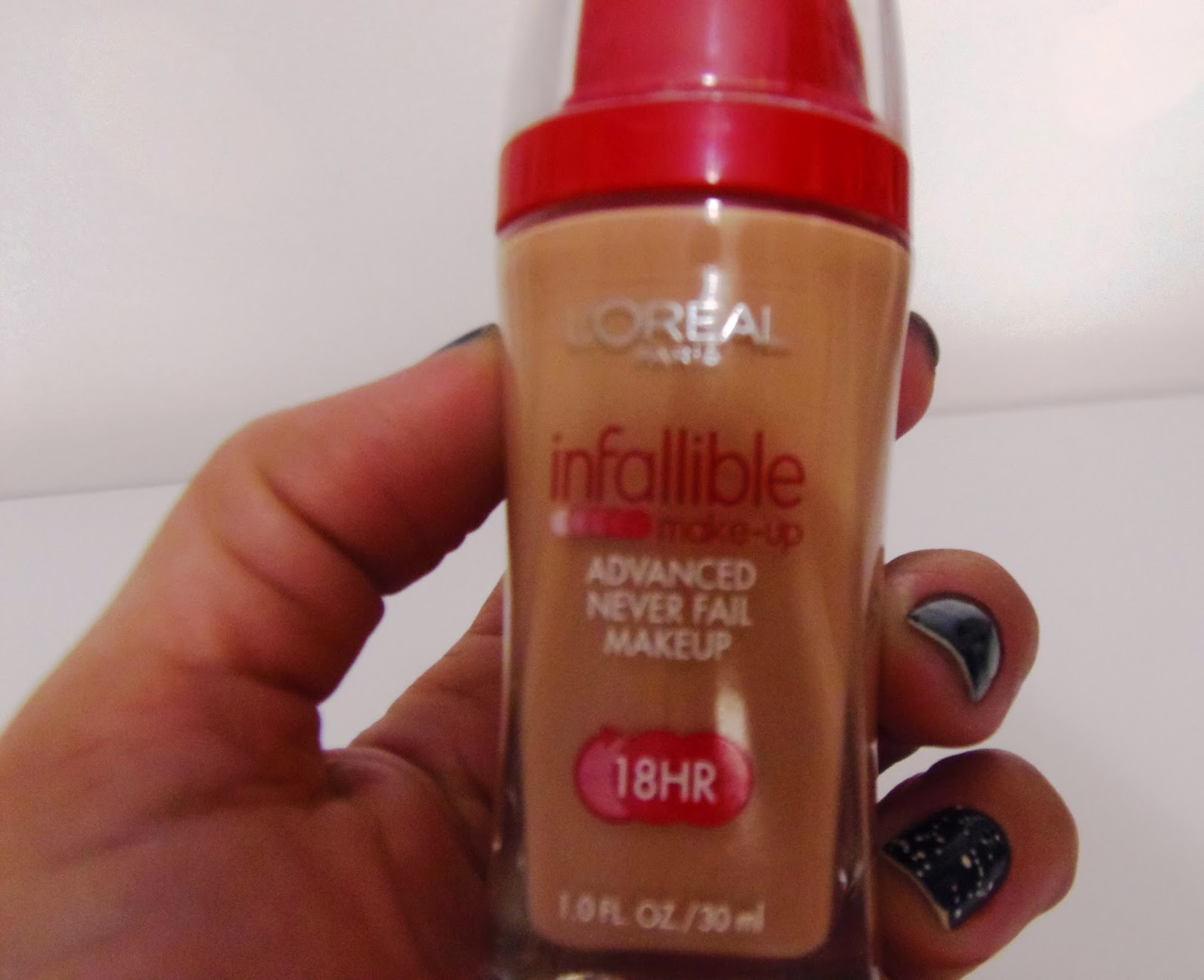 Base Infalible Make-up da L'oreal