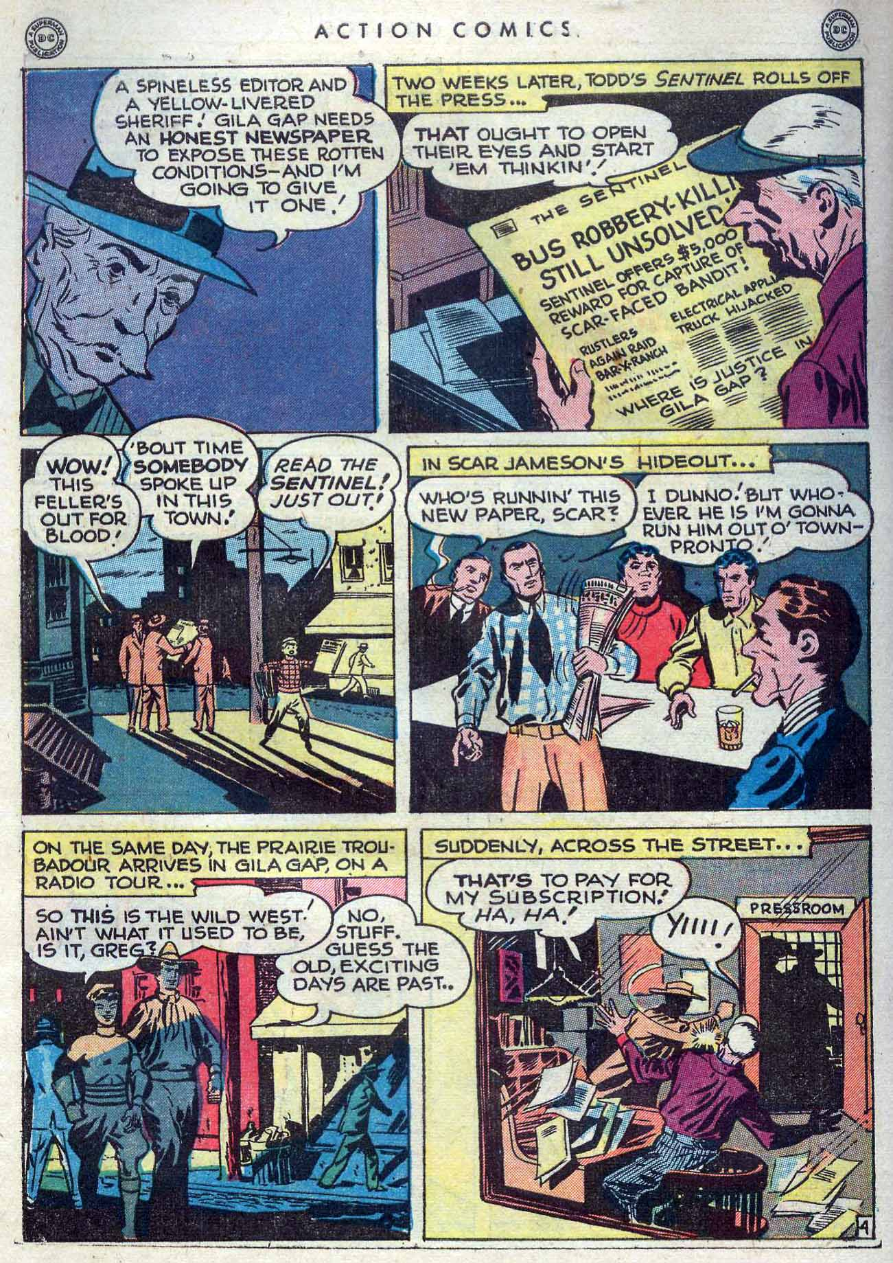 Action Comics (1938) 105 Page 43