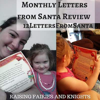http://www.raisingfairiesandknights.com/letters-from-santa/