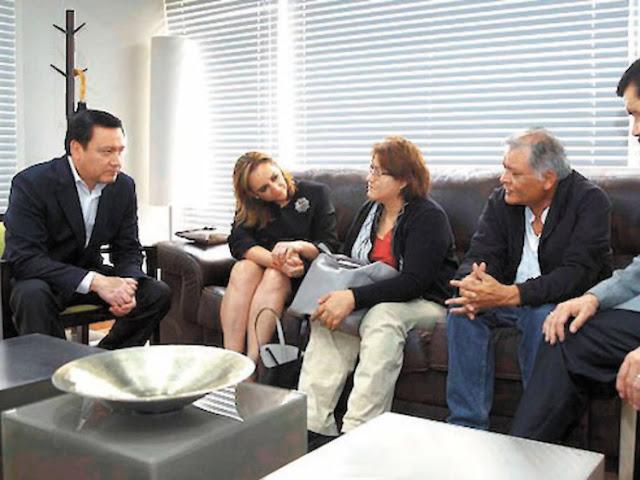 """Consideran a Osorio Chong, más milagroso que la """"Morenita del Tepeyac"""""""