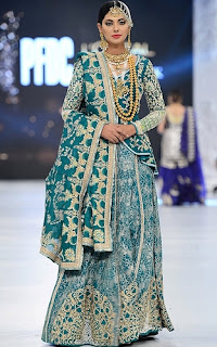 PLBW Day-1 House of Kamiar Rokni Bridal Collection Heritage 2016