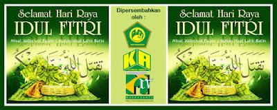 Abdi Madrasah Mengucapkan Selamat Hari Raya Idul Fitri 1437 Hijriyah
