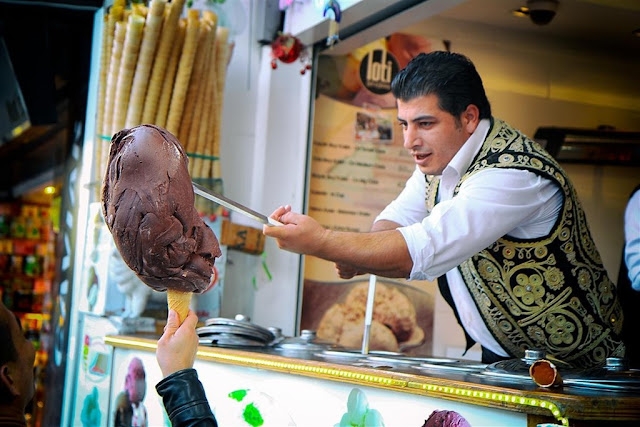 Kem Dondurma, Thổ Nhĩ Kỳ