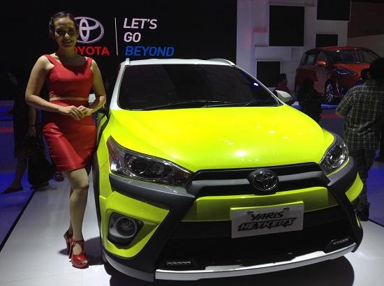 Toyota yaris heykers surabaya